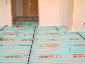 Sistemas de calefacci n de aplicacions solars suelo - Radiadores de suelo ...